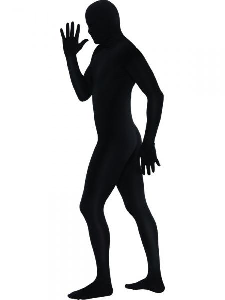 Black Morphsuit Halloween Store Prague
