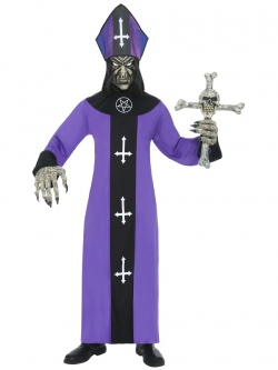 The Bishop Costume