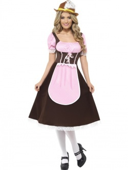 landlady costume long halloween store prague