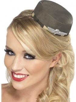 Pill Box Army Hat - Halloween Store Prague 06279118631