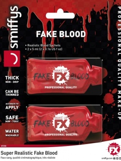Fake Blood Sachets